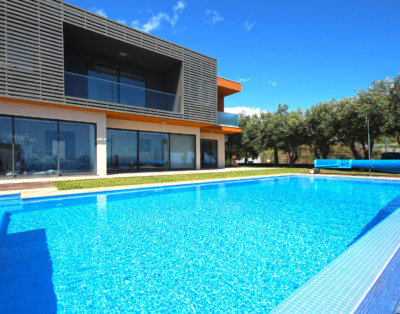 Villa Solmar with private heated pool